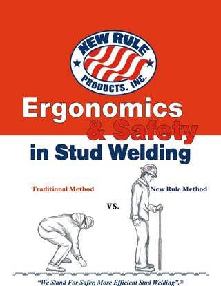 Safety and Ergonomics in Stud Welding
