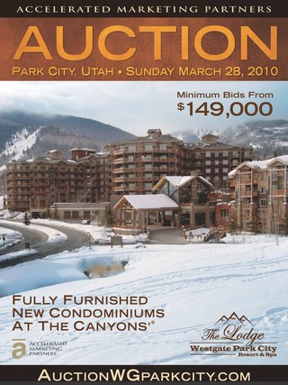 The Lodge Westgate Park City Brochure
