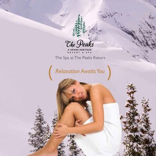 The Peaks Spa Brochure