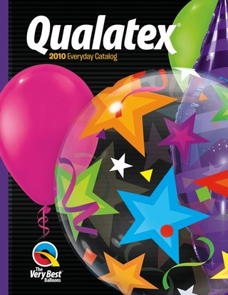 Qualatex Everyday Catalog US 2010