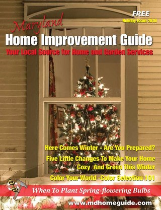Maryland Home Improvement Guide