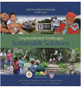 2009 Annual Report to the People
