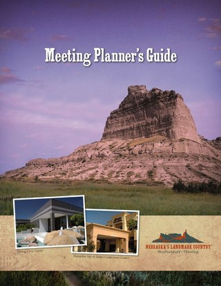 Scottsbluff/Gering Meeting Planner Guide