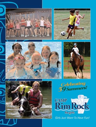 Camp Rim Rock Brochure 2010