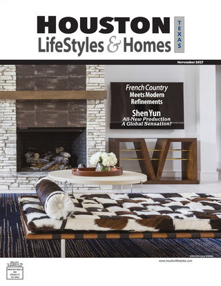Houston Lifestyles and Homes magazine