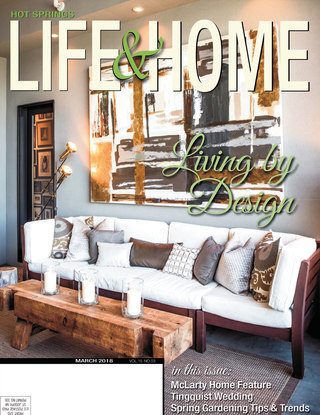 Hot Springs Life & Home magazine