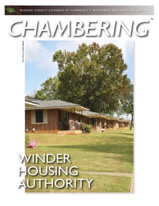 CHAMBERING SEPT 16 ISSUE