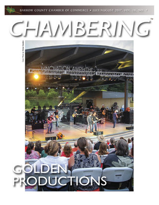 July/August 2017 CHAMBERING