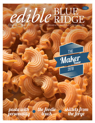 Edible Blue Ridge