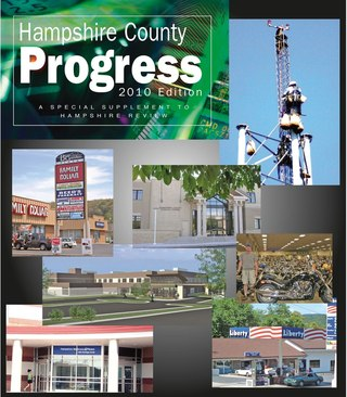 Hampshire County Progress 2010 Edition
