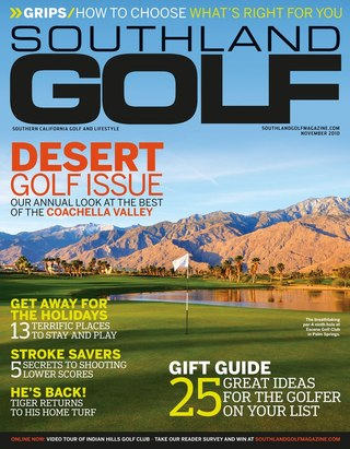 Desert Golf Issue