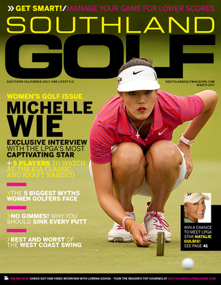 Womens Golf Issue