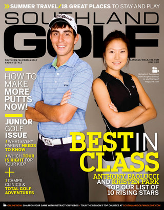 Junior Golf Issue