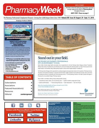 Issue #30, August 29 - September 11, 2010