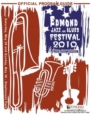 Edmond Jazz and Blues Fest Guide 2010