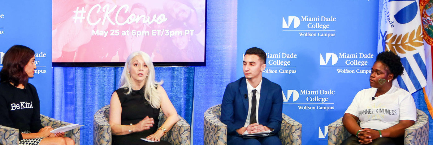 Cynthia Germanotta started the Born This Way Foundation with her daughter, Lady Gaga.