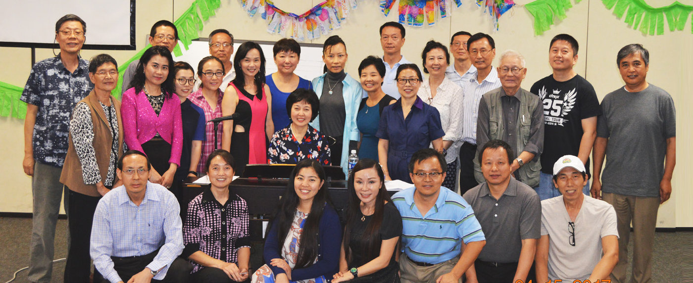 Sixty people, including Chinese language teachers and MDC students, attended the workshop.