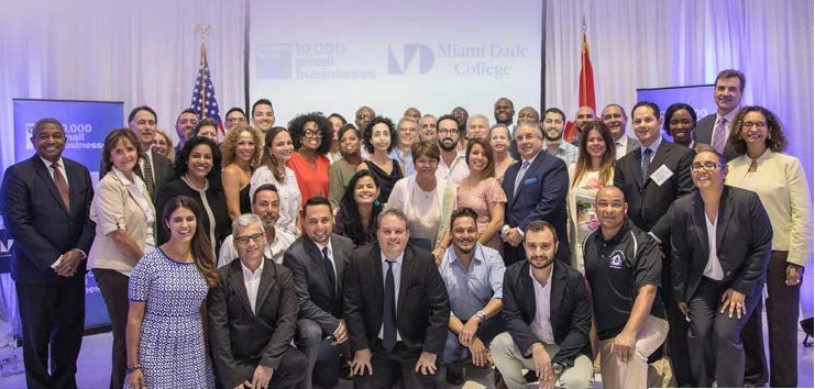 The 39 entrepreneurs who made up cohort 11 of MDC's 10KSB received practical, tuition-free business training, access to capital and powerful networking opportunities to help their ventures grow.
