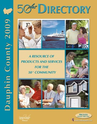 Dauphin County 50 plus Directory