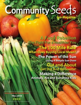 Community Seeds Eco Magazine