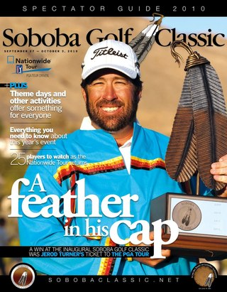 2010 Soboba Golf Classic Program