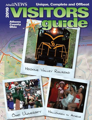 Athens Co. Visitors Guide 2010