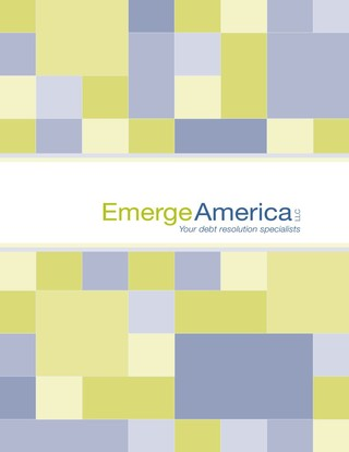 Emerge America Presentation Book