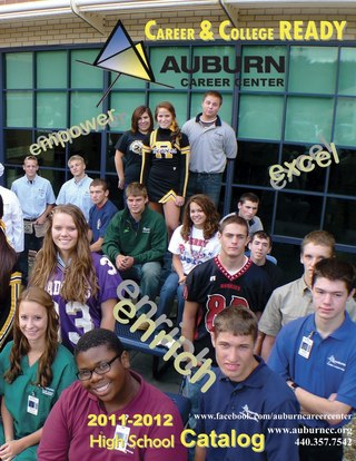Auburn Career Center High School Catalog