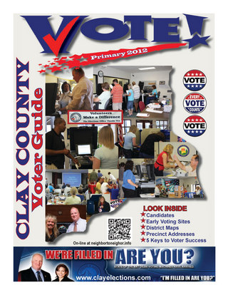 Clay County Voters Guide
