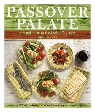 Passover Palate 2014