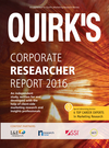 2016 Corporate Research Report