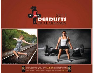 2011 Deadlifts and Dresses Calendar