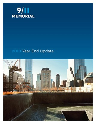 9/11 Memorial Year End Update