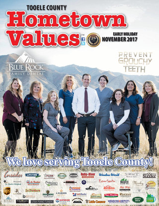 Hometown Values Tooele County