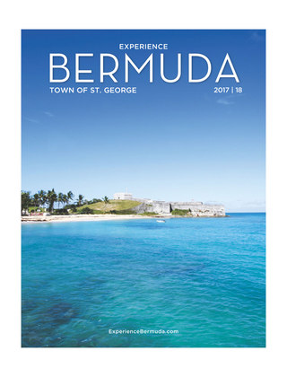 Experience Bermuda Town of St George
