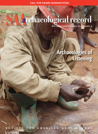 The SAA Archaeological Record