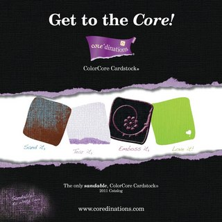 Coredinations Get to the Core