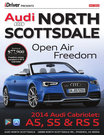 May 2014 Cabriolet A5 S5 RS5