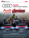 May 2015 AUDI AND THE AVENGERS