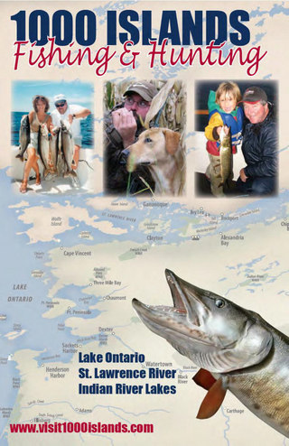 1000 Islands Fishing and Hunting Guide