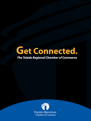 Toledo Regional Chamber of Commerce Brochure
