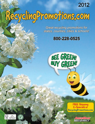 Amerimark Recycling Promotions