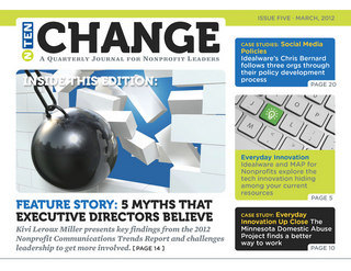 Issue 5: March 2012