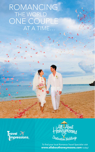 Destination Weddings 2011