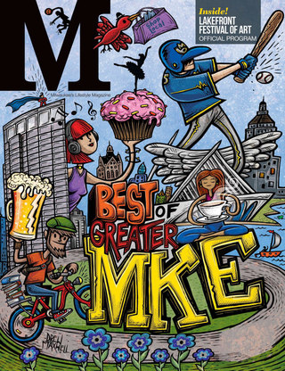 M Milwaukees Lifestyle Magazine