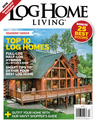 Top 10 Log Homes 2016