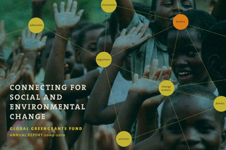 2009-10: Connecting for Social and Environmental Change