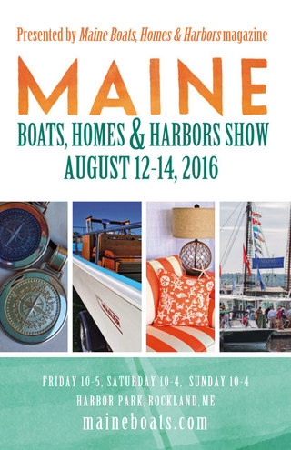 Boat and Home Show Program 2016