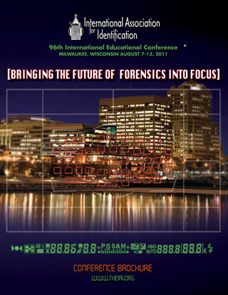 IAI 2011 Conference Brochure Milwaukee
