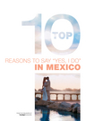 Mexico Tourism Top 10 December 1, 2014